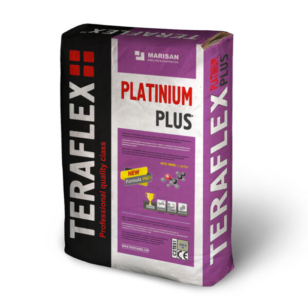 Лепило за плочки и гранитогрес ТЕРАФЛЕКС® PLATINIUM - 25кг