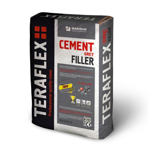 Циментова шпакловка ТЕРАФЛЕКС® 5-25 кг