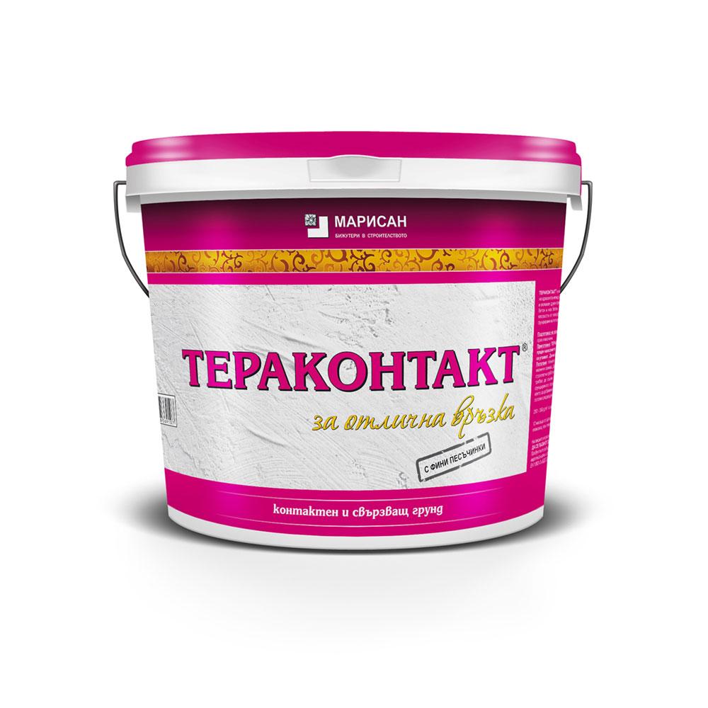 Контактен грунд ТЕРАКОНТАКТ® 1-20 кг