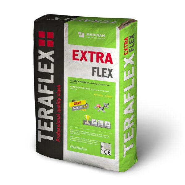 Лепило за теракот ТЕРАФЛЕКС® EXTRA FLEX - 25 кг