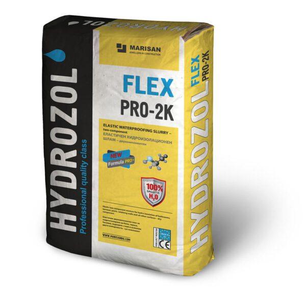Двукомпонентна хидроизолация ХИДРОЗОЛ® 10-25 кг