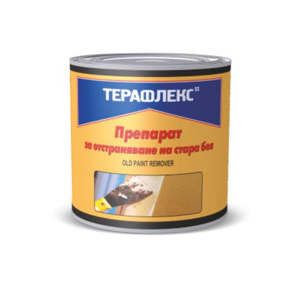 Препарат за премахване на стара боя ТЕРАФЛЕКС 250-500 мл