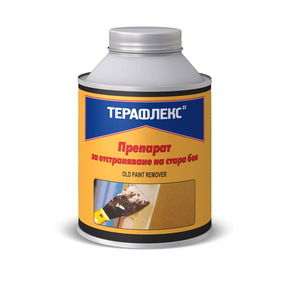 Препарат за премахване на стара боя ТЕРАФЛЕКС 250