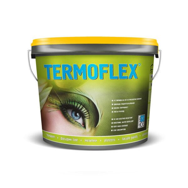 Цветен фасаден грунд ТЕРМОФЛЕКС® 1,5-20 кг