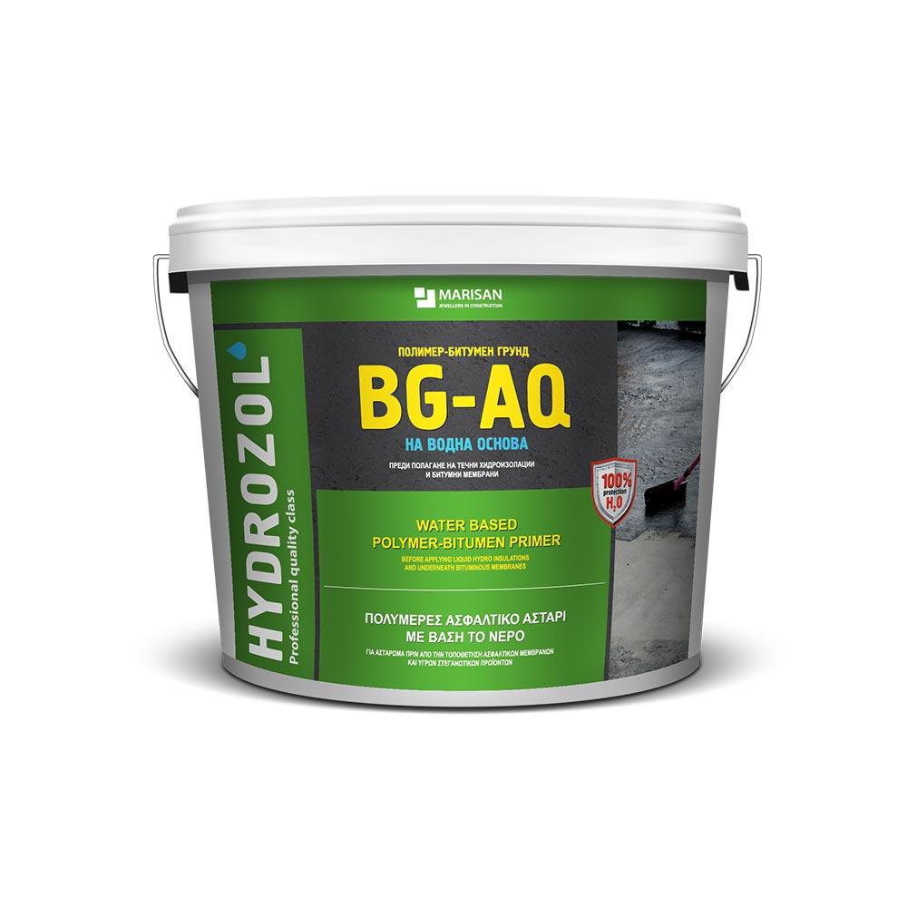 Полимер-битумен грунд на водна основа ХИДРОЗОЛ BG-AQ