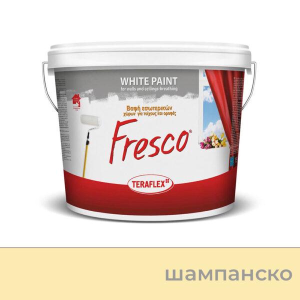 Боя за вътрешно боядисване - шампанско - 2,5 л