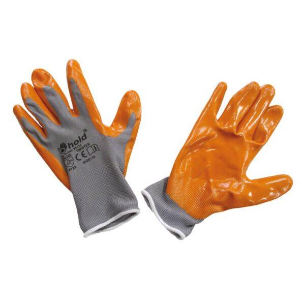 Полиестерни нитрилни ръкавици