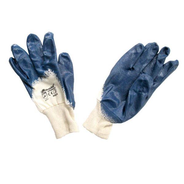 Ръкавици за работа с  нитрил