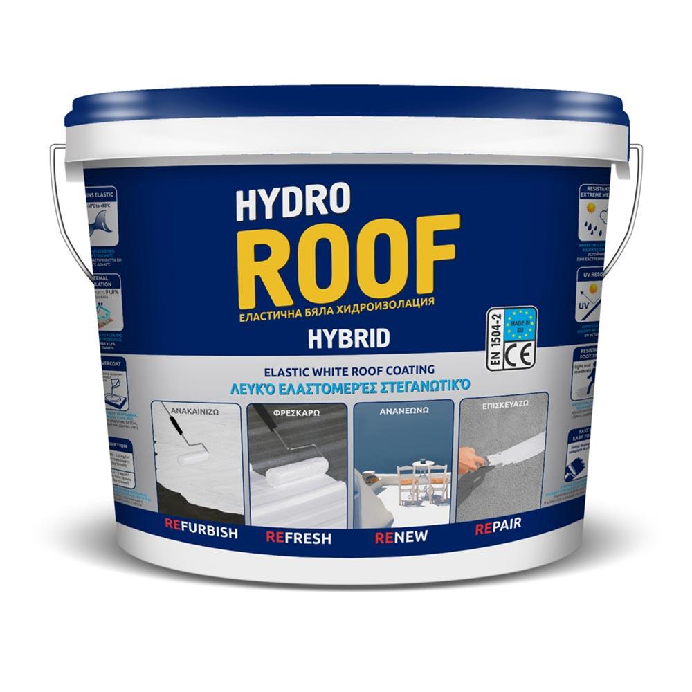 Хидроизолация за плоски и наклонени покриви, 1-20 кг