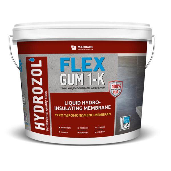 Течна хидроизолация FLEX GUM 1-K, 4-20 кг