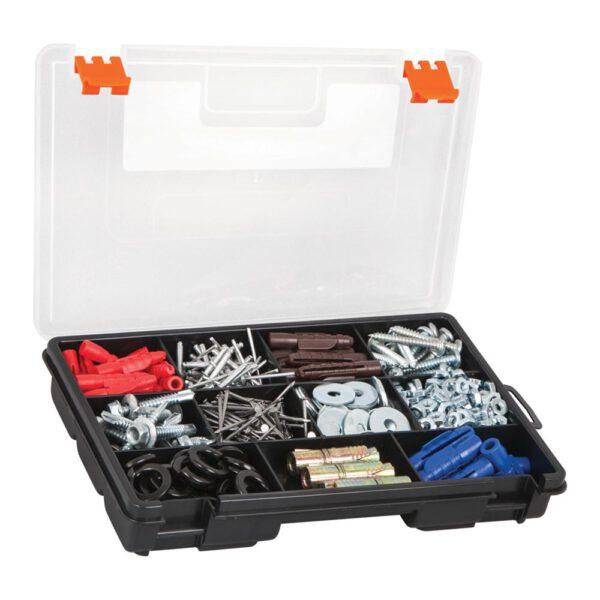 Пластмасова кутия - органайзър - 11 отделения