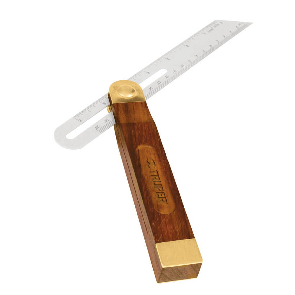 Ъгломер с дървена дръжка - 230 мм