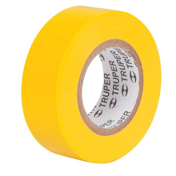 Електроизолационна лента жълта - 9 м