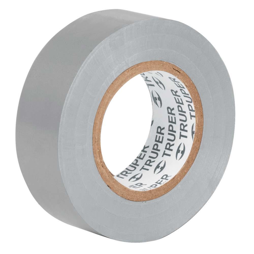 Електроизолационна лента сива - 9 м