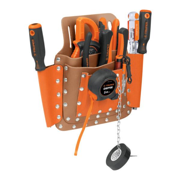 Работен колан за инструменти - 8 джоба