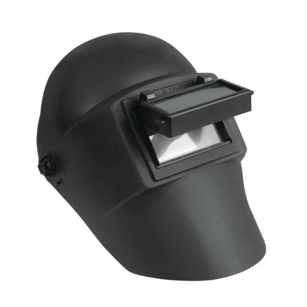 Шлем за заваряване с повдигащ визьор