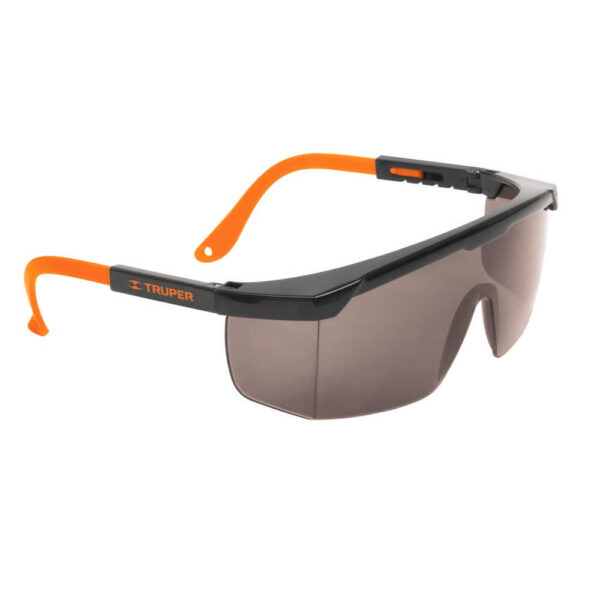 Регулируеми предпазни очила - сиви
