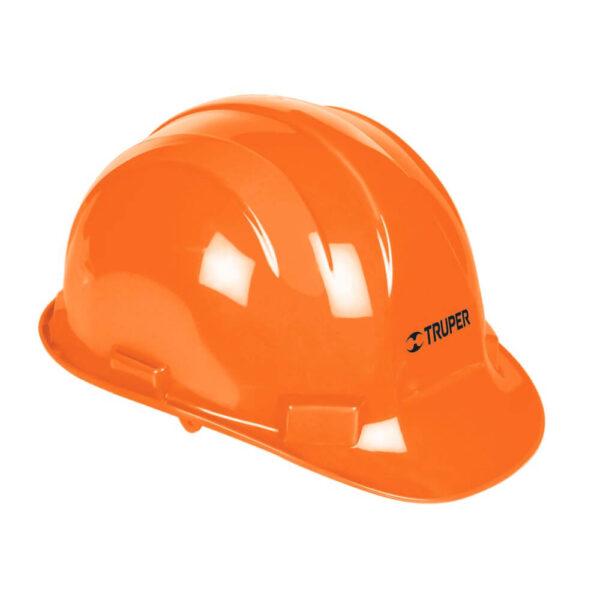 Оранжева предпазна каска -  електроустойчива