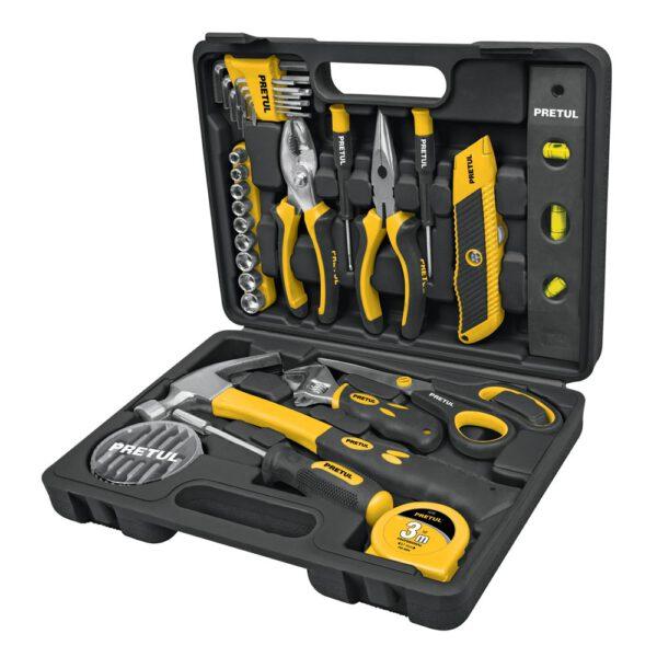 Комплект инструменти в кутия - 42 части