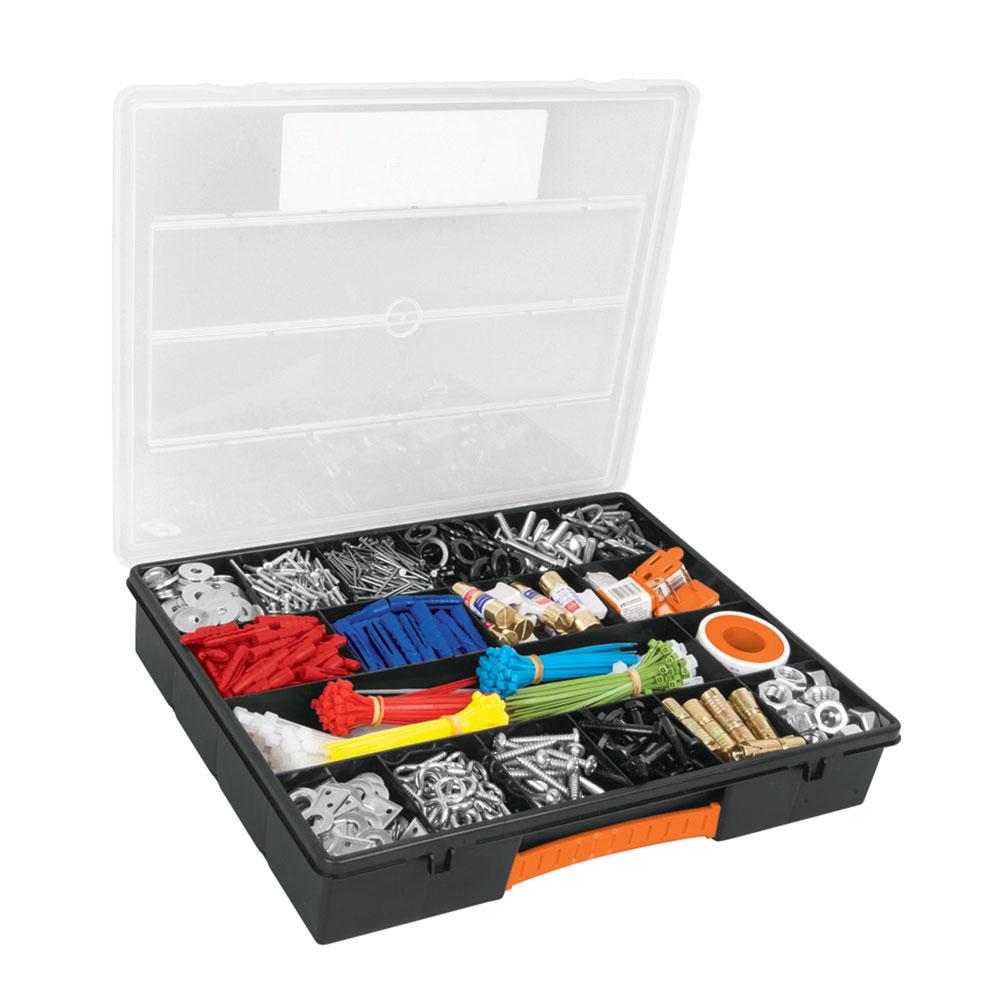 Кутия органайзър - 18 отделения