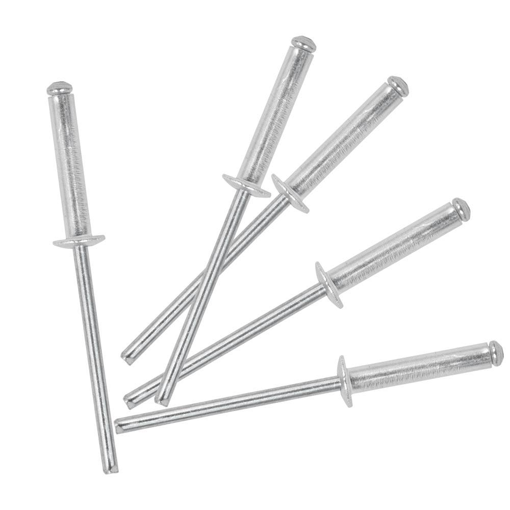 Алуминиев поп нит - 3,2х8 мм - 50 бр