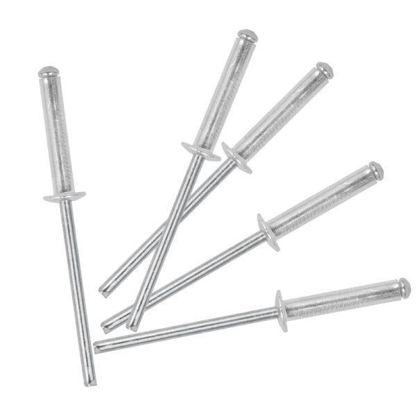 Алуминиев поп нит - 4х6 мм - 50 бр