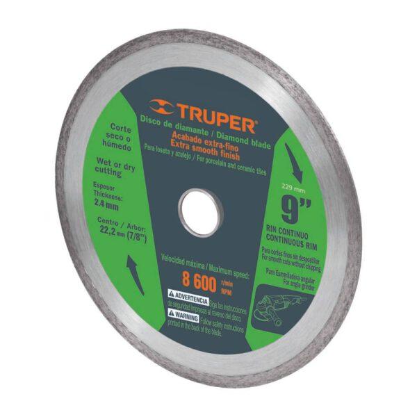 Диамантен диск за плочки - Ø229 мм