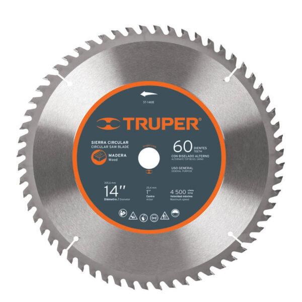 Диск за циркуляр за дърво - Ø356 мм (2)