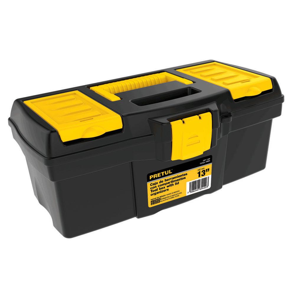 Куфарче за инструменти с отделения (2)