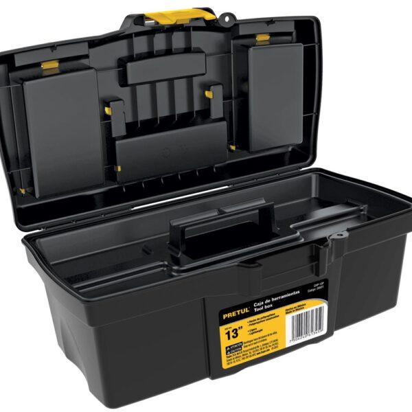 Куфарче за инструменти с отделения 48х22х22 см