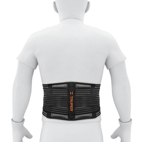 Еластичен колан за кръст - р-р XL