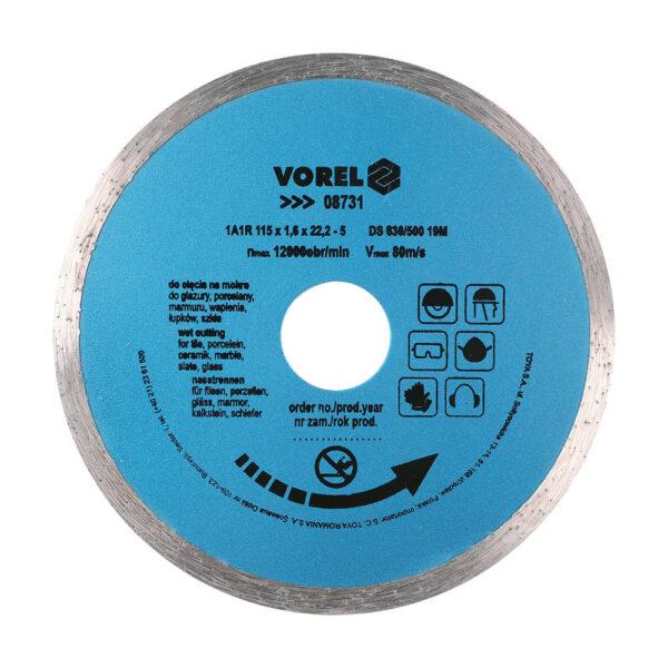 Диамантен диск за керамика Ø-115 мм