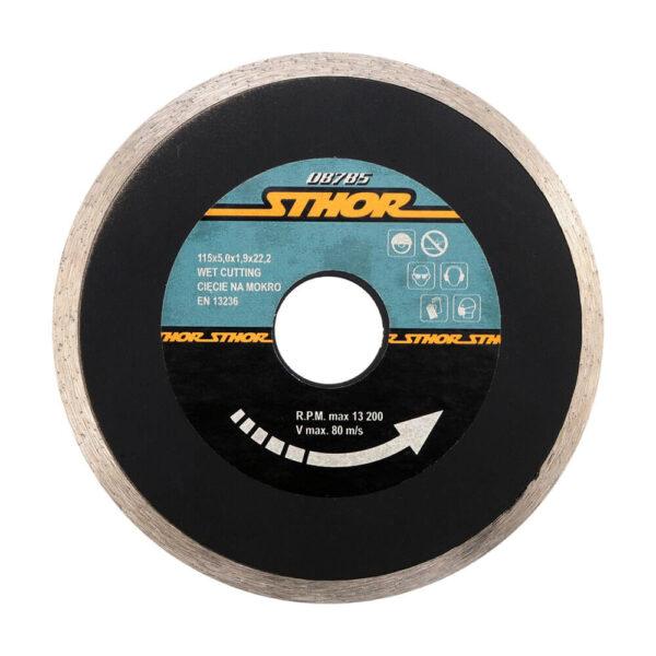 Диамантен диск за бетон Ø-115 м
