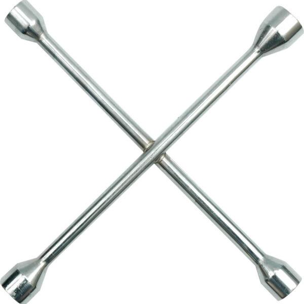 Кръстат ключ за джанти - 17, 19, 21, 23 мм