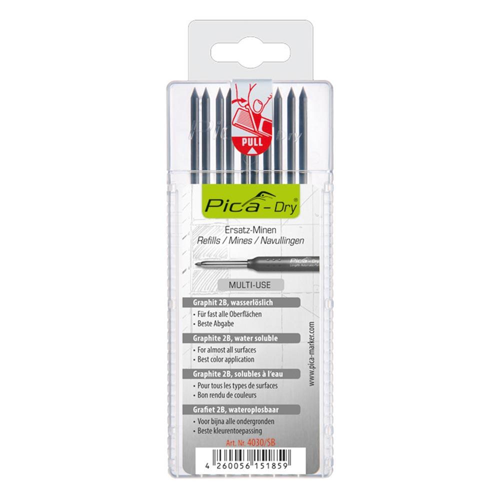 Пълнители за автоматичен молив-маркер - графит