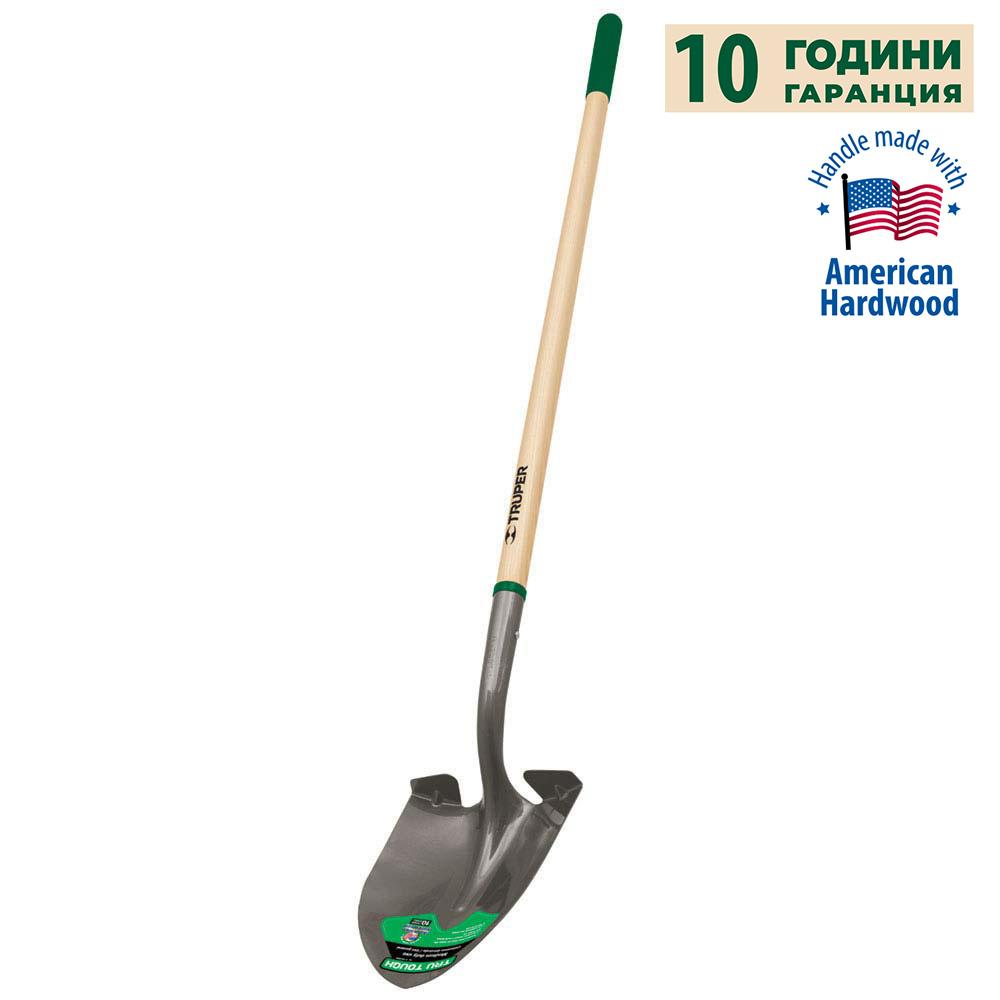 Права лопата TRUPER 10 YEAR
