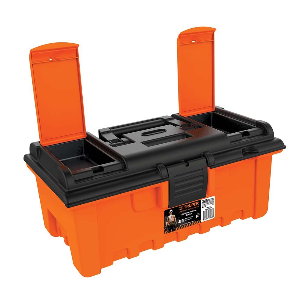 Куфар за инструменти с органайзери 2 - 41х23х22 см