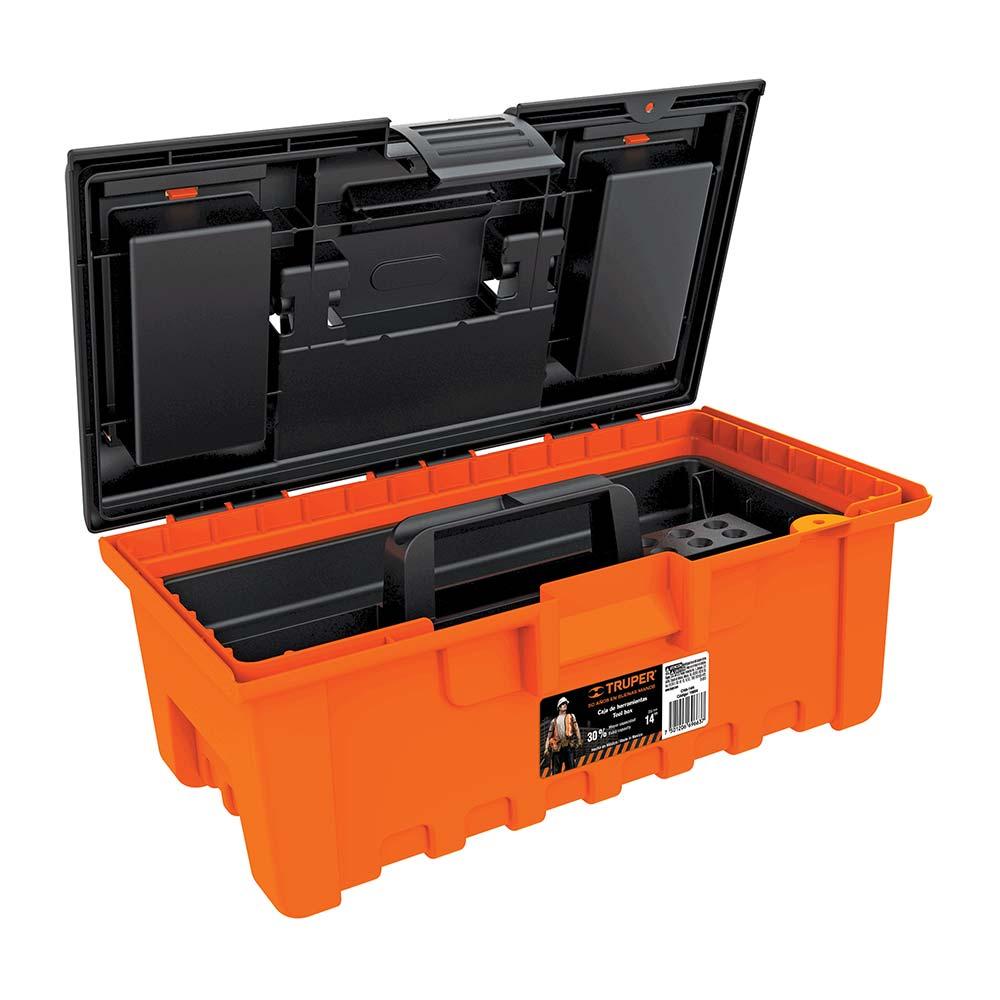 Куфар за инструменти с органайзери 3- 48х27х25 см