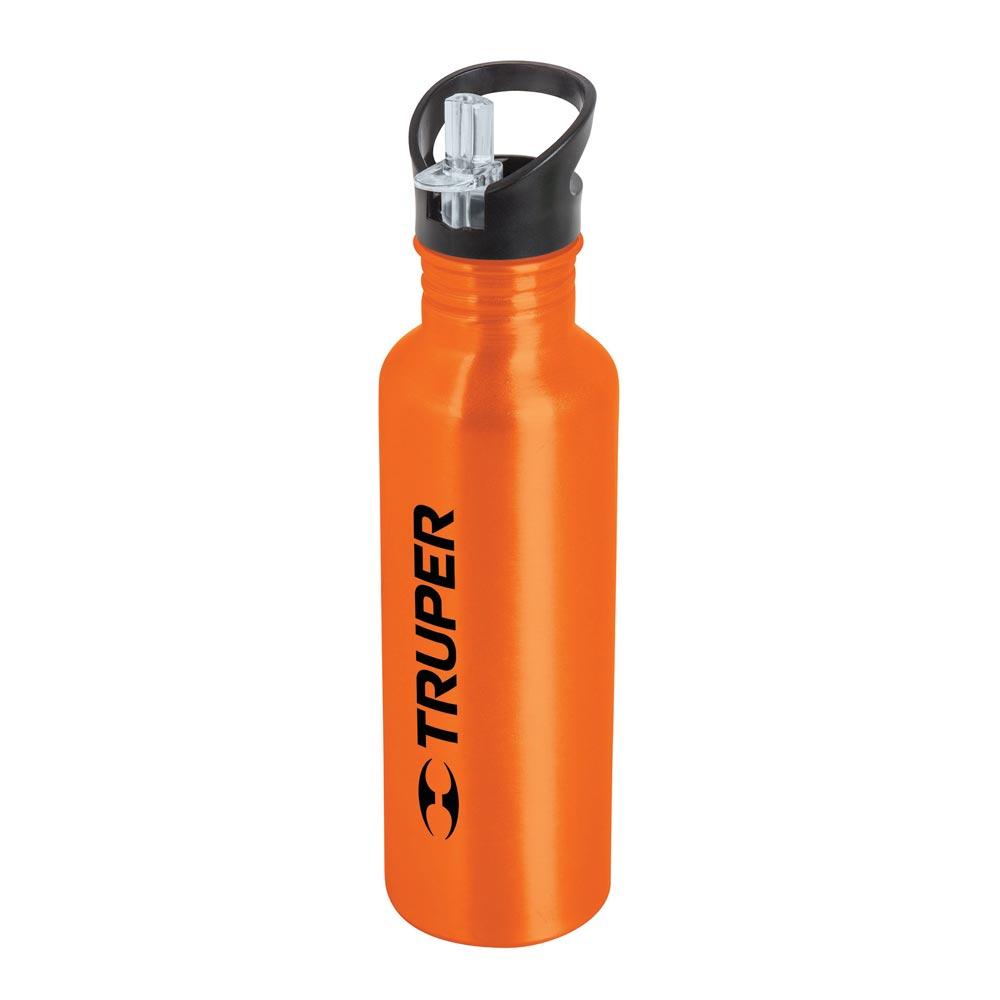 Спортна бутилка за вода, алуминиева 750 мл