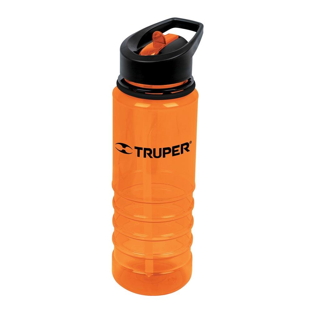 Спортна бутилка за вода, алуминиева 740 мл